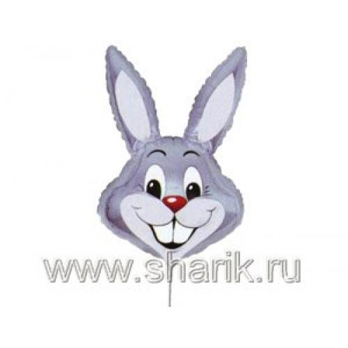 Фигура на палочке Кролик