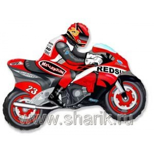 Фигура на палочке Мотоциклист
