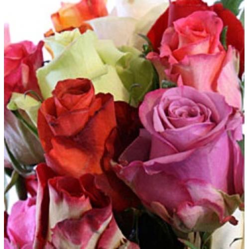роза микс  - Доствка цветов Раменское, Жуковский