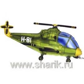 Фигура на палочке Вертолет