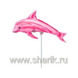 Фигурка на палочке Дельфин