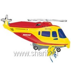 Шар с гелием Вертолет STREET
